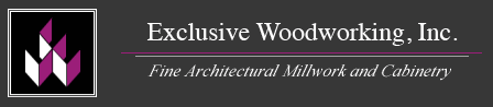 Exclusive Woodworking Logo